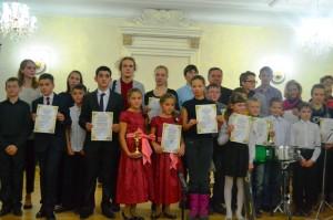 VII Открытый Сибирский конкурс молодых исполнителей на духовых и ударных инструментах