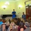 Приветственное слово начальника Департамена по культуре и туризму Томской области П.Л. Волка