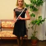 Дипломант конкурса Когун Анна (ДМШ № 2 г. Новосибирска)