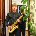 Дипломант конкурса Моисеев Михаил (ДМШ № 2 г. Новосибирска)