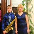 Лауреат 1 степени Никоноров Артем (ДМШ № 64 г. Мыски Кемеровской области)