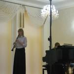 Участница Панкова Дарья (Новосибирский музыкальный колледж имени А.Ф. Мурова)