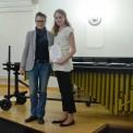 Лауреат 1 степени Костина Элеонора (Музыкальный колледж Новосибирской государственной консерватории имени М.И. Глинки)