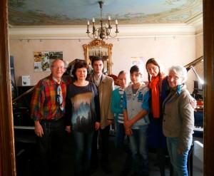 21-й фестиваль фортепианной музыки «Piano en valois»
