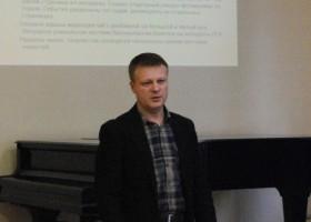 СЕМЁНОВ Сергей Александрович, администратор сайта  НГК им. М. И. Глинки