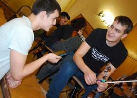 Интервью с оркестрантом