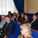 Участники и слушатели конференции