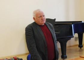 Поздравительное слово председателя жюри, д.иск., проф. Б.А.Шиндина