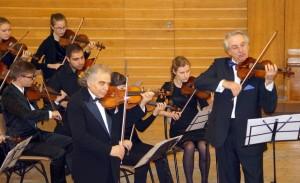 VIII Международный конкурс юных скрипачей