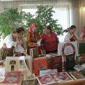 Выставка в библиотеке имени Пушкина