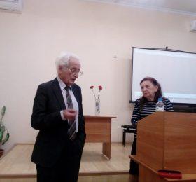 Яков Наумович ФАЙН (доцент НГК им. М.И. Глинки)