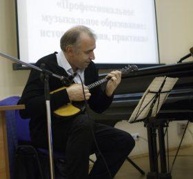 Андрей Викторович КУГАЕВСКИЙ (профессор НГК им. М.И. Глинки)