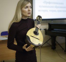 Наталья Сергеевна КРАВЕЦ (преподаватель НГК им. М.И. Глинки)