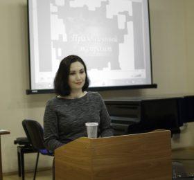 Жанна Алийевна ЛАВЕЛИНА (кандидат искусствоведения, доцент, и.о. ректора НГК им. М.И. Глинки)