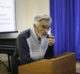 Александр Павлович МЕНТЮКОВ (кандидат искусствоведения, профессор НГК им. М.И. Глинки)