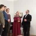 Вячеслав Асанов с фольклорным ансамблем Отечество